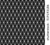 modern triangle grid design.   Shutterstock .eps vector #519193186