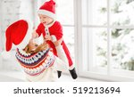 happy family mother and baby... | Shutterstock . vector #519213694