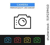 vector camera icon. take photo  ...