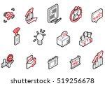 illustration of info graphic...   Shutterstock .eps vector #519256678