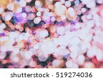 glittering shine bulbs lights...   Shutterstock . vector #519274036