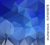 abstract polygonal mosaic... | Shutterstock .eps vector #519305878