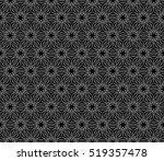 modern background of floral... | Shutterstock .eps vector #519357478