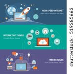 internet of things  connections ...   Shutterstock .eps vector #519385663