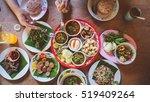 thai food | Shutterstock . vector #519409264