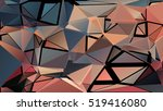 abstract pattern consisting of... | Shutterstock .eps vector #519416080