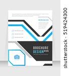 cover design background busines ...   Shutterstock .eps vector #519424300