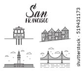 San Francisco Illustration Wit...