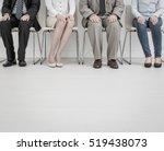 interview job recruitment... | Shutterstock . vector #519438073
