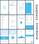 mobile app ui kit collection