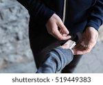 drug trafficking  crime ...   Shutterstock . vector #519449383