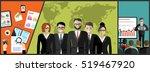 flat design illustration...   Shutterstock .eps vector #519467920