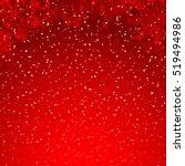 christmas background   Shutterstock .eps vector #519494986