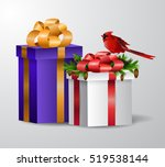 Vector Gift Box Illustration