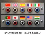 select language. learning ... | Shutterstock . vector #519553060