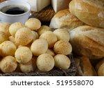 cheese bread | Shutterstock . vector #519558070