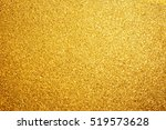 gold bright festive background... | Shutterstock . vector #519573628