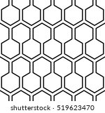 abstract geometric pattern ... | Shutterstock .eps vector #519623470