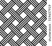 vector seamless texture. modern ... | Shutterstock .eps vector #519657919