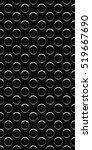 dark metal cell background.... | Shutterstock .eps vector #519667690