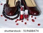 Women's Shoes  Lipstick  Nail...