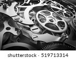 Inside Mechanism  Clockwork...