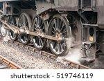 Steam Train  Locomotive Drive...