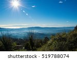 Montseny Natural Park In...