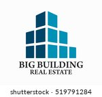 real estate  building ... | Shutterstock .eps vector #519791284