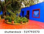 coyoacan  mexico   oct 28  2016 ... | Shutterstock . vector #519793570