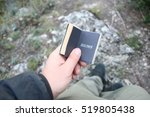 Small photo of Discover or Discovering new places idea.