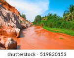 Fairy Stream Canyon  Mui Ne ...