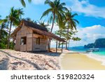 Scenic Tropical Landscape  El...