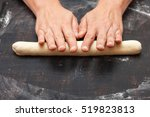 step by step preparation of... | Shutterstock . vector #519823813