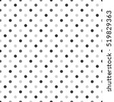 Seamless Polka Dot Pattern....