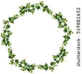 ivy vines | Shutterstock .eps vector #519881653