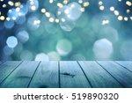 christmas table background | Shutterstock . vector #519890320
