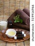 essential oils | Shutterstock . vector #519916966