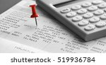 saving account book and...   Shutterstock . vector #519936784