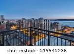 downtown seattle and puget... | Shutterstock . vector #519945238