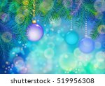 abstract colorful vector... | Shutterstock .eps vector #519956308