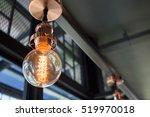 close up of illuminated light...   Shutterstock . vector #519970018