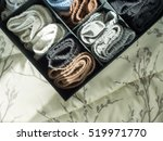 male underwear keep them neat... | Shutterstock . vector #519971770