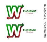 Letter W Logo Design Template...