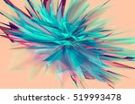 cool abstract background image... | Shutterstock . vector #519993478
