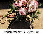Wedding Bouquet   Top View....