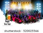 easy to edit vector... | Shutterstock .eps vector #520025566