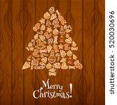 Gingerbread Christmas Tree...