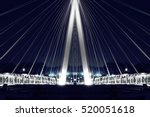 reworked photo of luminous hi... | Shutterstock . vector #520051618