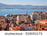 View of Santander, Cantabria. Spain